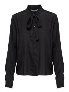 Only Blouse onlPALENCIA LS SHIRT WVN 15164776 Black