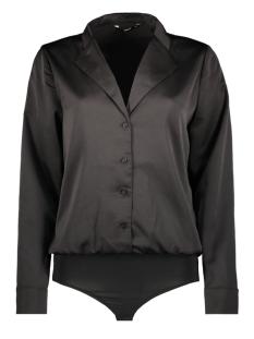 Only Blouse onlCAYA L/S BODY WVN 15173860 Black