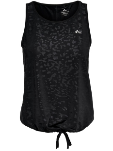 onpwhisker yoga sl training top 15159820 only play sport top black/w. black