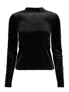 onlarina l/s beads blouse pnt 15166056 only trui black
