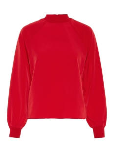 Noisy may Blouse NMJULIE L/S TOP X1 27006387 Chinese Red