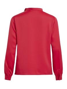 vimilena l/s top 14049914 vila blouse barberry