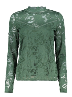Vila Blouse VISTASIA L/S LACE TOP-FAV 14044847 Garden Topiary