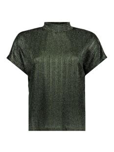 Jacqueline de Yong T-shirt JDYLURA S/S TOP JRS 15163066 Duffel Bag/LUREX