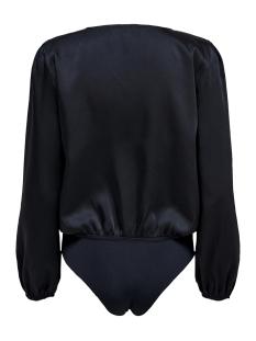 onlroyal ls body wvn 15167232 only blouse blue / black