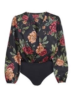 onlroyal ls body wvn 15167232 only blouse night sky/opulent flower