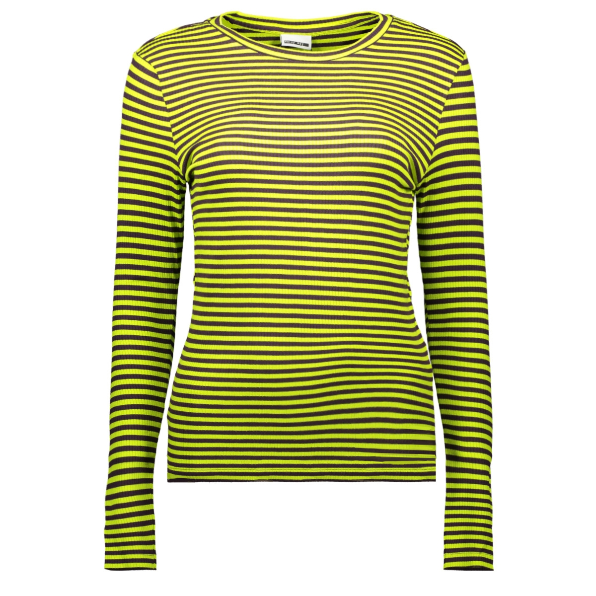 nmelse l/s top 8b 27004897 noisy may trui plum perfect/lime punch