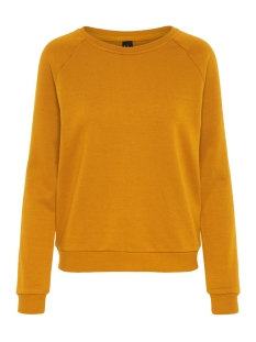 Vero Moda sweater VMNATALIA L/S SWEAT O18 10212545 Thai Curry