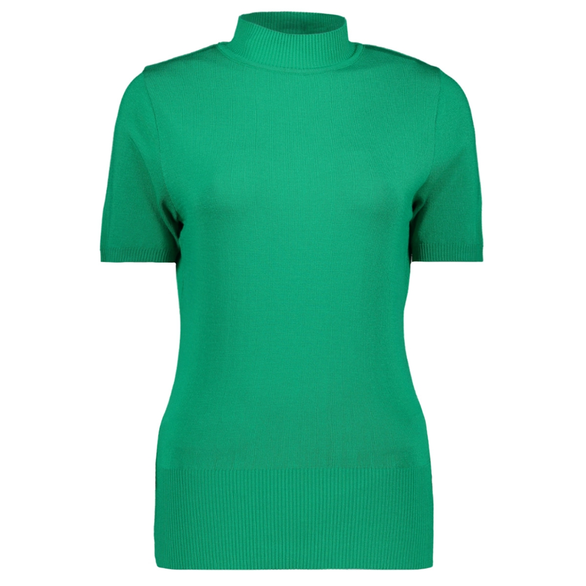 marnix short sleeve rollneck zoso t-shirt green