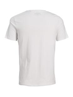 jjelogo tee ss crew neck 2 col s 12147765 jack & jones t-shirt cloud dancer/slim fit