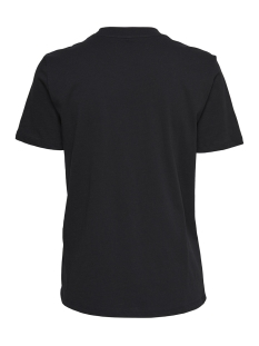 onlword s/s print top box jrs 15168490 only t-shirt black/favourite1