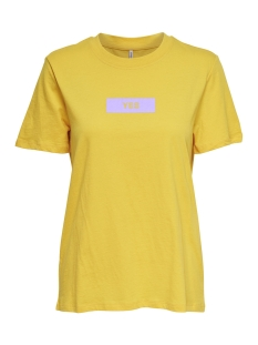 Only T-shirt onlWORD S/S PRINT TOP BOX JRS 15168490 Solar Power/YES1
