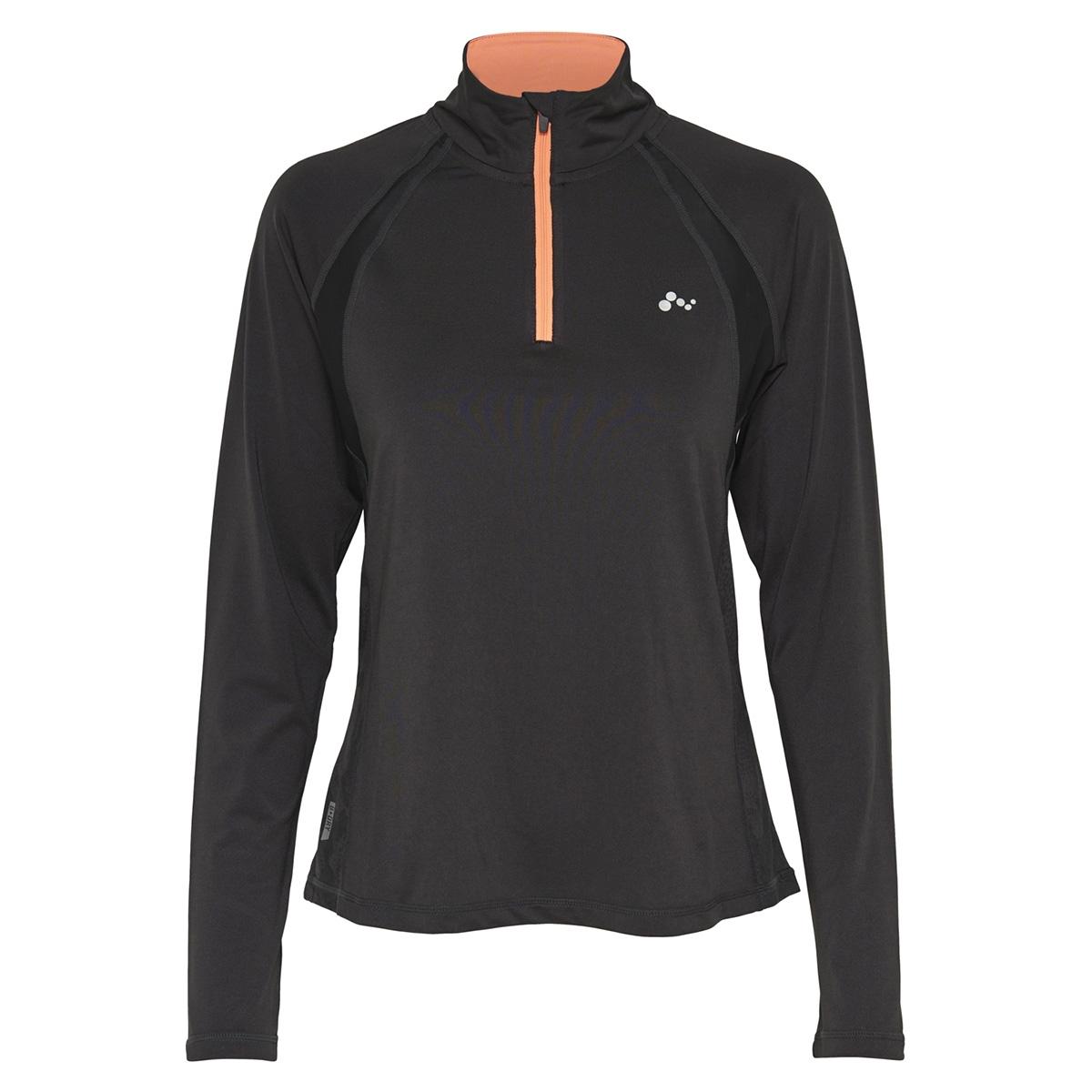 onpplay aop ls training tee prs 15159701 only play sport shirt dark shadow