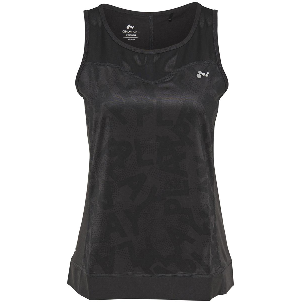 onpplay aop sl training top prs 15159702 only play sport top dark shadow