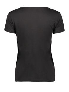 nmnate s/s t-shirt box 8 27004969 noisy may t-shirt black/leopard