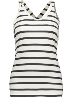 237129900 10 days top white/charcoal