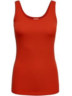 Jacqueline de Yong Top JDYAVA TANK TOP JRS NOOS 15156879 Fiery Red