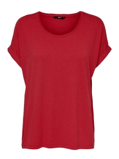 Only T-shirt onlMOSTER S/S O-NECK TOP NOOS JRS 15106662 High Risk Red