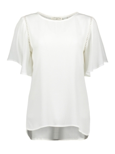 Circle of Trust T-shirt S19 43 3028 ALBA TOP 3028 WHITE DUST