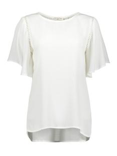Circle of Trust T-shirt S19_43_3028 3028 WHITE DUST