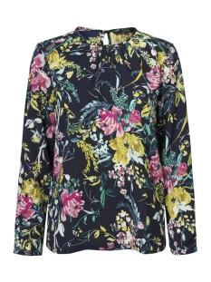 vmvita ls top wvn 10210303 vero moda blouse night sky/vita aop m