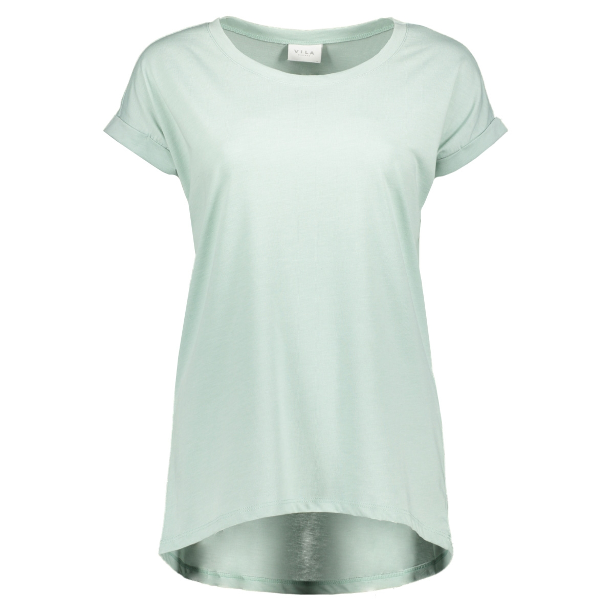 Blue Pure Shirt 14043506 Haze Vila Vidreamers T Fav oedCWrxB