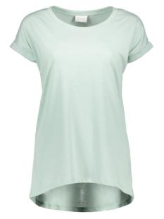 Vero Moda T-shirt VIDREAMERS PURE T-SHIRT-FAV 14043506 Blue Haze