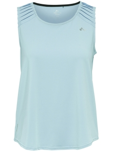 Only Play Sport top onpSHOKO SL TRAINING TOP 15165405 Sea Angel