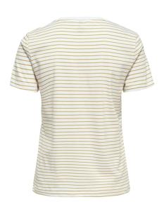 onldotti reg s/s print box co jrs 15173734 only t-shirt bright white/happiness1
