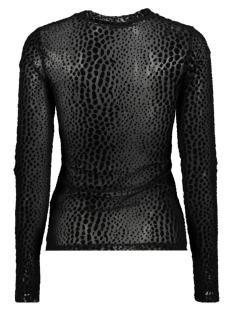 objleah mariann l/s top hs 103 div 23028754 object t-shirt black