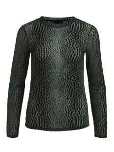 Object T-shirt OBJLEAH MARIANN L/S TOP HS 103 DIV 23028754 Black Forest