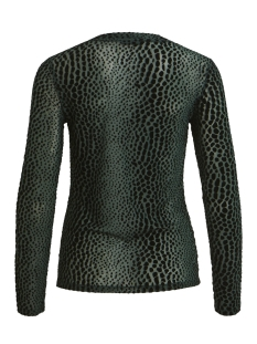 objleah mariann l/s top hs 103 div 23028754 object t-shirt black forest
