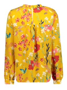 onlpenny ls top wvn 15171802 only blouse mango mojito/ freppy flo