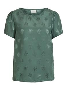 Vila T-shirt VIJULLA S/S TOP 14050816 Garden topiary