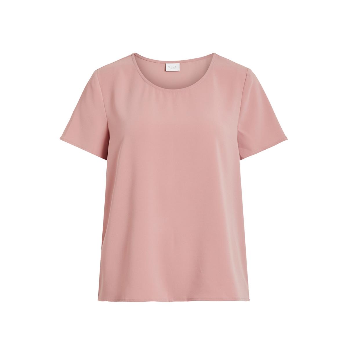 vilaia s/s top - noos 14049862 vila t-shirt brandied apricot