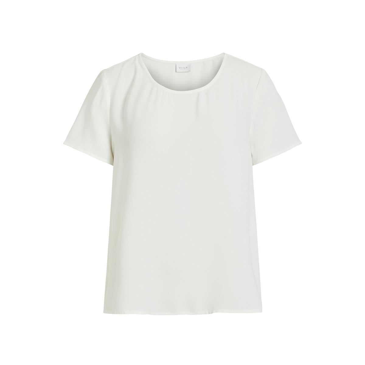 vilaia s/s top - noos 14049862 vila t-shirt cloud dancer