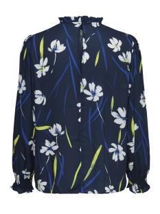 jdyinnes l/s blouse wvn 15169637 jacqueline de yong blouse sky captain/cloud danc