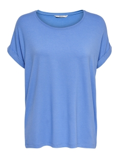 Only T-shirt onlMOSTER S/S O-NECK TOP NOOS JRS 15106662 Marina