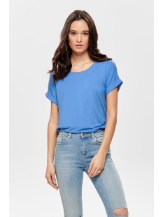 onlmoster s/s o-neck top noos jrs 15106662 only t-shirt marina