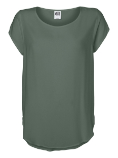 vmboca ss blouse color 10104053 vero moda t-shirt laurel wreath
