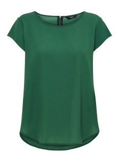 Only T-shirt onlVIC S/S SOLID TOP NOOS WVN 15142784 Cadmium Green