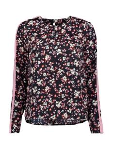 Vero Moda T-shirt VMGERDA NICKY LS TOP WVN 10211783 Night Sky/ GERDA AOP
