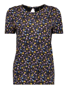 Only T-shirt onlNYLA S/S AOP TOP JRS 15173644 Solar Power/DITSY FLOWER