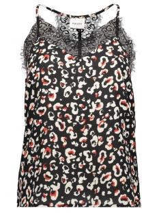 vmgreen lace singlet vma 10216637 vero moda top black/anni
