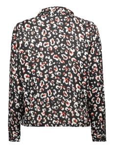 vmgreen ls wrap top vma 10210454 vero moda blouse black/anni