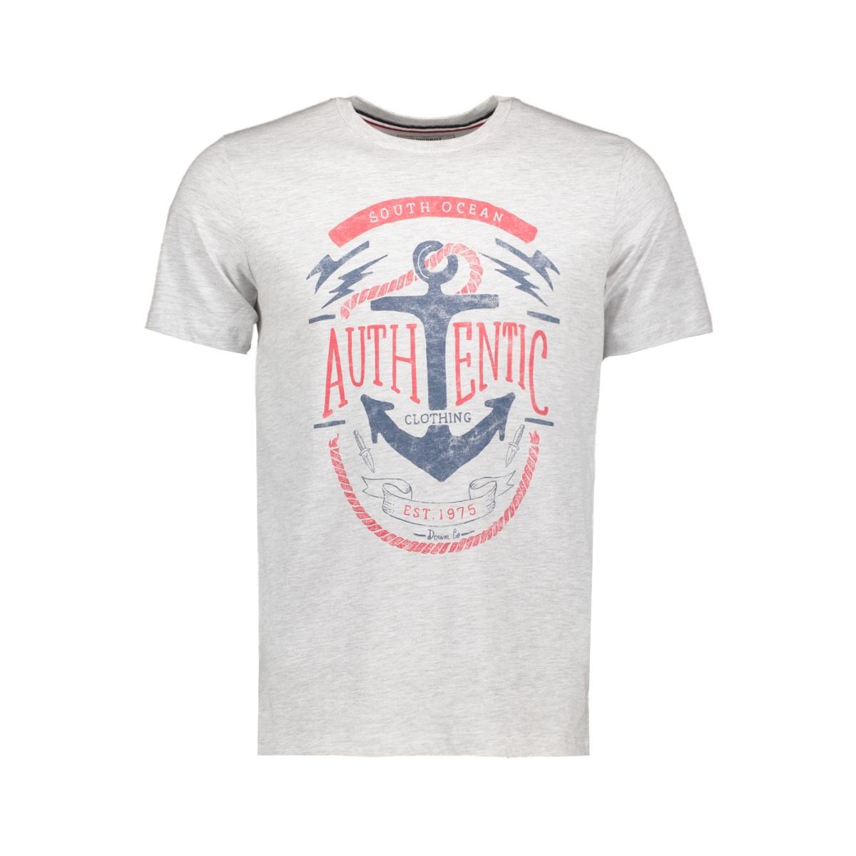 pktauk anchor tee ss 12148571 produkt t-shirt white melange