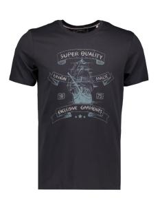 Produkt T-shirt PKTAUK ANCHOR TEE SS 12148571 Dark Navy