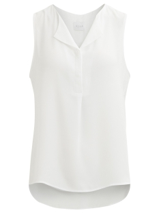 Vila Top VILUCY S/L TOP - NOOS 14044615 Snow White