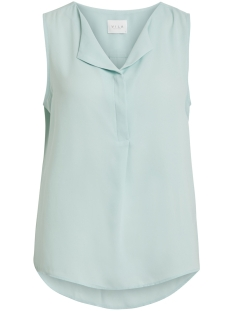 Vila Top VILUCY S/L TOP - NOOS 14044615 Blue Haze