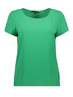 Vero Moda T-shirt VMSASHA SS TOP COLOR 10215420 Holly Green